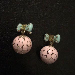 Betsey Johnson Jewelry - Betsey Johnson earrings
